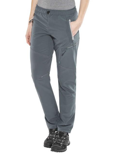 Meru Hawea Technical Pants Women Turbulence/Pink